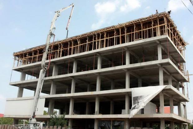 Se construieşte cel mai înalt bloc din Piteşti