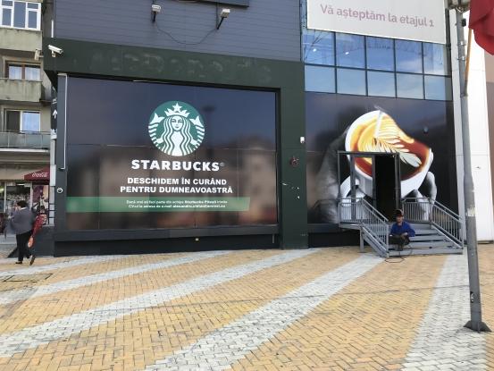 Află când se deschide Starbucks la Piteşti!