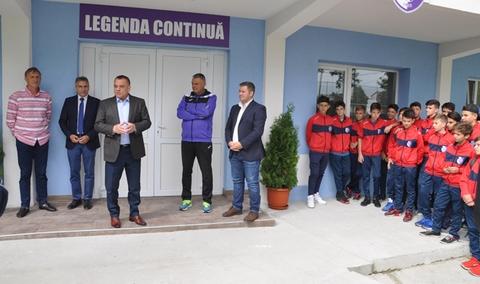 Centrul de Copii şi Juniori Leonte Ianovschi s-a redeschis