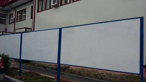 S-au stabilit locurile speciale pentru afişaj electoral în oraşul Mioveni