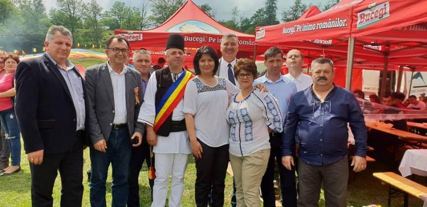 Simona Brătulescu, tur de forţă în Argeş