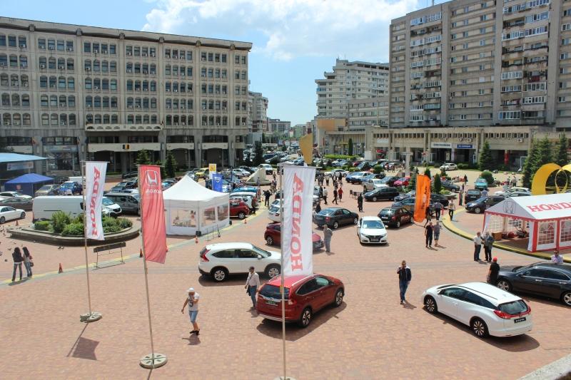 AOA Arges deschide marti o noua editie a Salonului Auto Pitesti