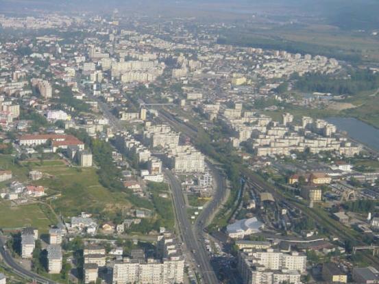 Bandă de circulaţie în plus pe Calea Craiovei