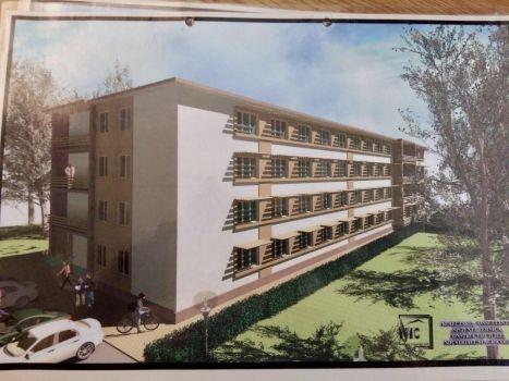 Cum va arăta hotelul primăriei de la Inspectoratul Şcolar