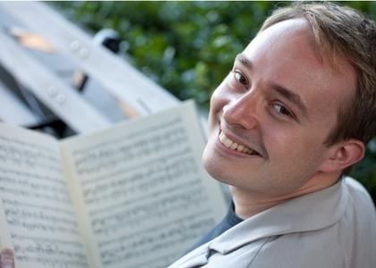 Pianistul Matei Varga şi Beethoven
