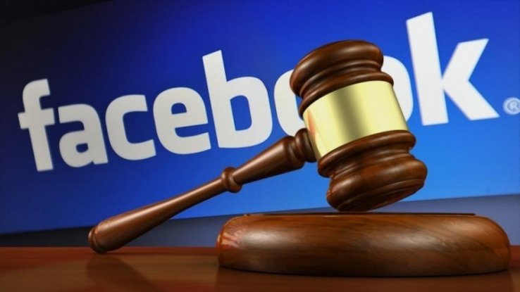 A jignit pe Facebook şi a fost amendat
