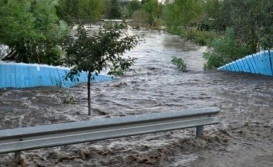 Intervenţii de urgenţă la inundaţiile din Argeş
