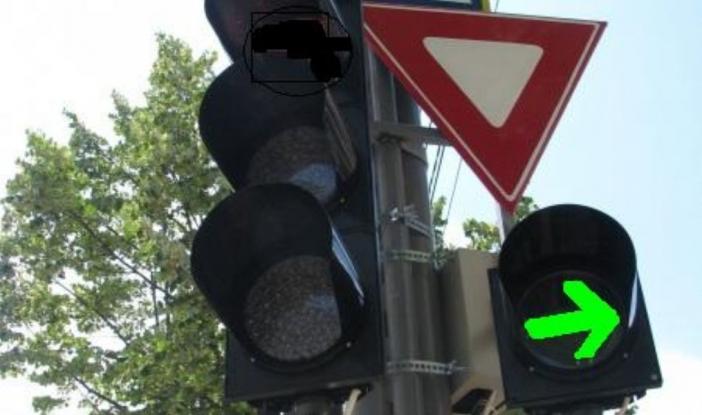 Semafoare oprite în Piteşti