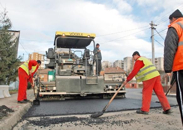 Ce străzi vor fi reabilitate în acest an