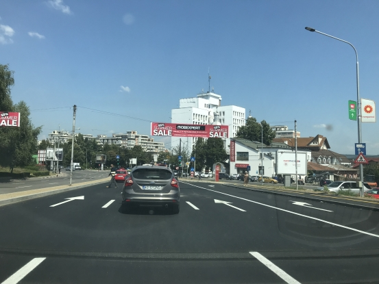 Calea Craiovei, un exemplu despre cum ar trebui să fie străzile din Piteşti
