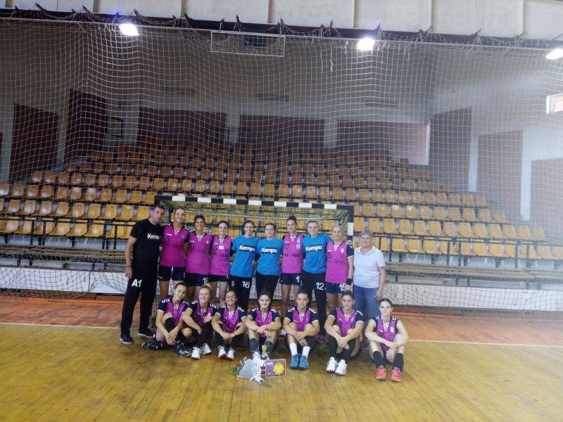 Mioveni: Handbalistele joacă acasă. Duel cu echipa din Plopeni