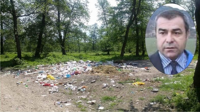 Plămânul verde al Argeşului distrus de neglijenţa primarilor