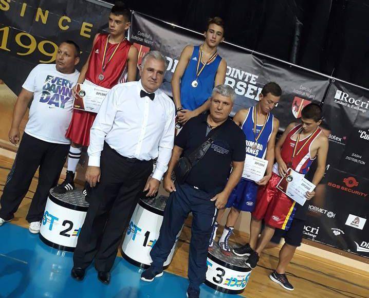 Preda boxează la Campionatul European