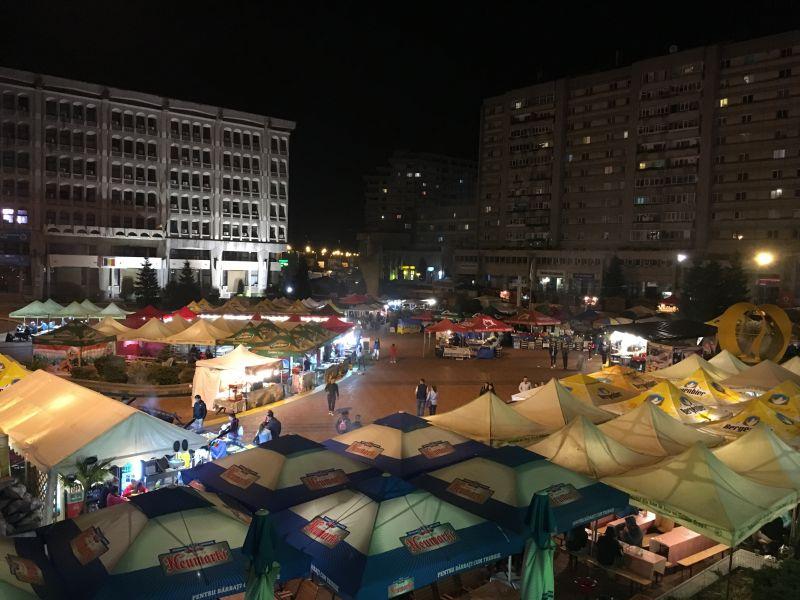 """Bani grei pentru pază la """"Toamna Piteşteană"""""""