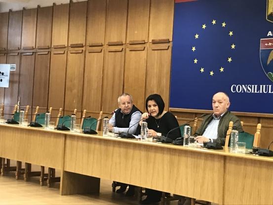 Simona Brătulescu anunţă un eveniment important la Mateiaş