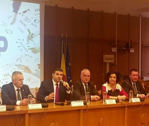 Simona Brătulescu, la şedinţa Ligii Aleşilor Locali ai ALDE