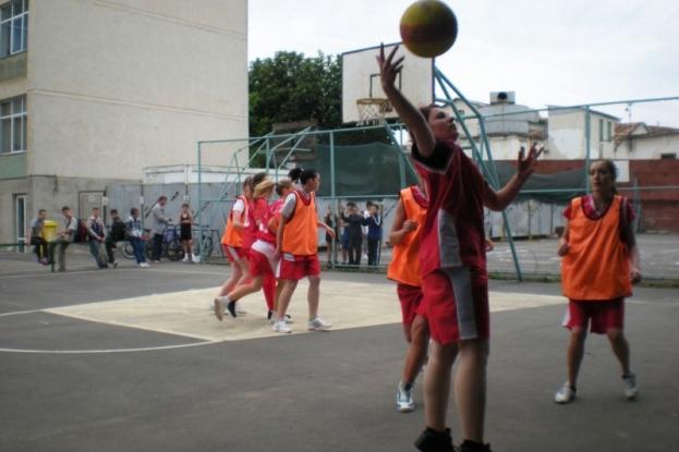 Sală de sport la Băbana