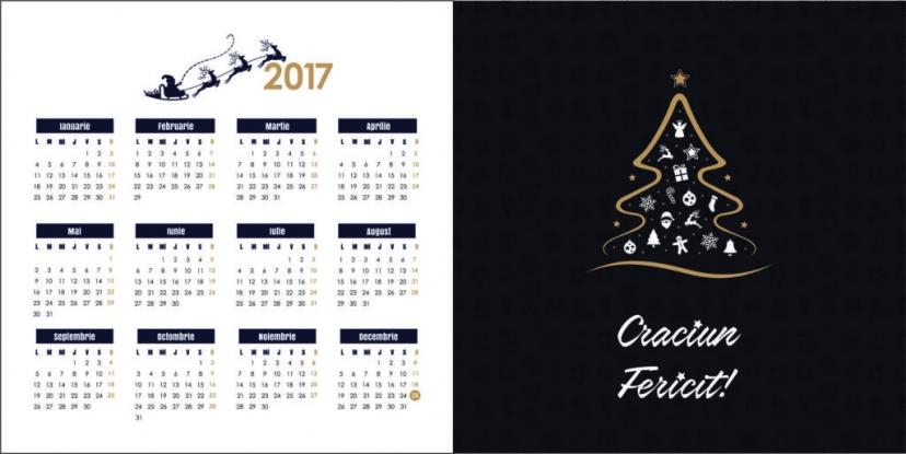 Minivacanţă la începutul lunii decembrie