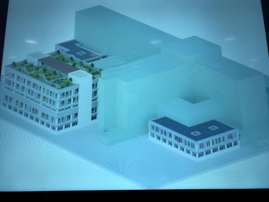 O nouă clădire pentru Spitalul Judeţean