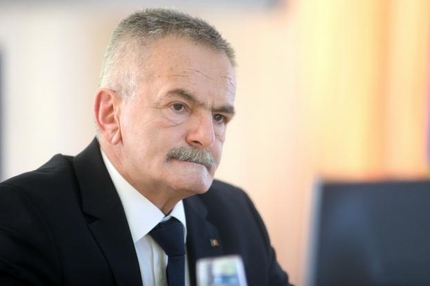 Şerban Valeca a fost ales vicepreşedinte al Senatului României