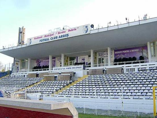 Cât plăteşte Steaua pentru a juca pe stadionul Nicolae Dobrin din Piteşti
