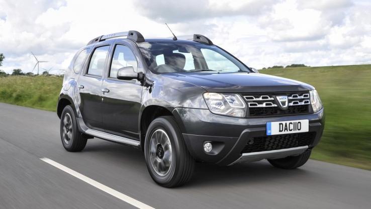 Dacia Duster, senzaţia de pe pieţele europene
