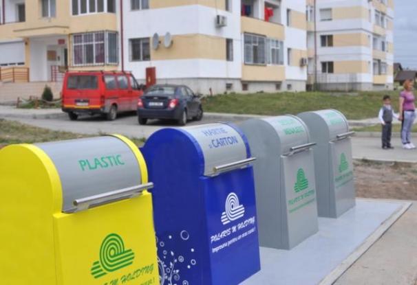 Platforme de gunoi îngropate la Mioveni