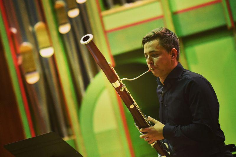 Concert pentru fagot și orchestră la Filarmonica Pitești