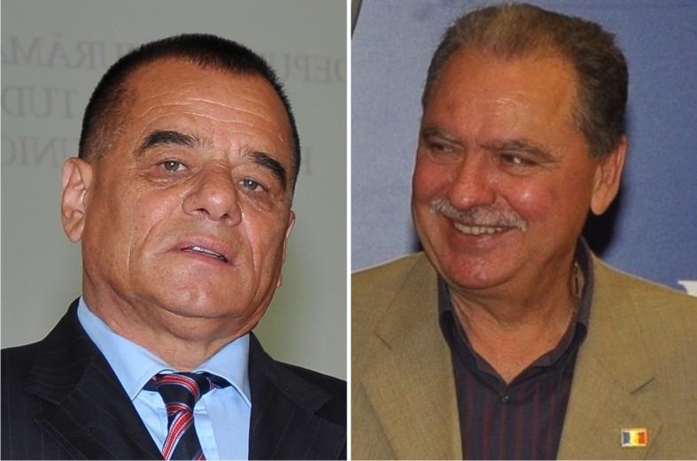 Ionică nu renunţă la sprijinul condamnatului Constantin Nicolescu