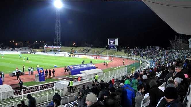 FC Hermannstadt joacă două meciuri pe Stadionul Nicolae Dobrin