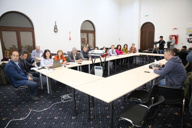 """Conferință finală în proiectul """"Performanță în serviciile de administrație publică locală ale municipiului Pitești"""""""