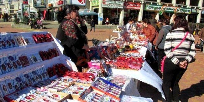 Târgul de mărțișor se organizează în Piața Vasile Milea