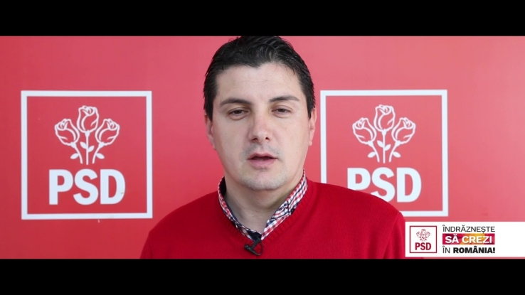 Daniel Stancu ar putea ajunge deputat de Argeş!