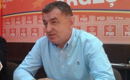Gentea rămâne preşedinte executiv al PSD Argeş