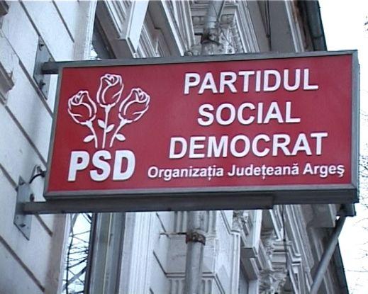 PSD acuză opoziția de dublu limbaj
