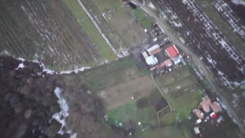 Video: Traseul autostrăzii Piteşti - Sibiu filmat din dronă