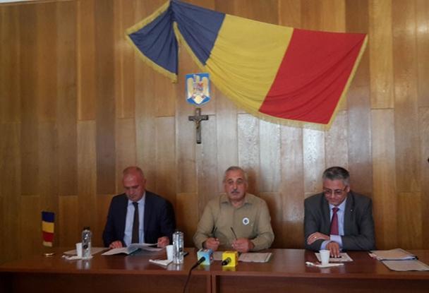 Şedinţă de Consiliu Local la Topoloveni