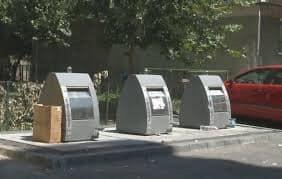 Ionică a semnat contractul pentru primele containere de gunoi îngropate din Piteşti