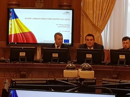 Mihail Oprescu, gazda unui eveniment de anvergura europeană