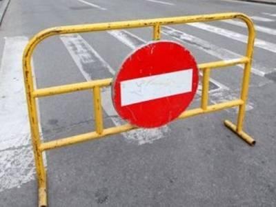 Trafic restricţionat pe un drum judeţean