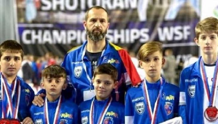 Succes românesc la Europenele de karate din Piteşti