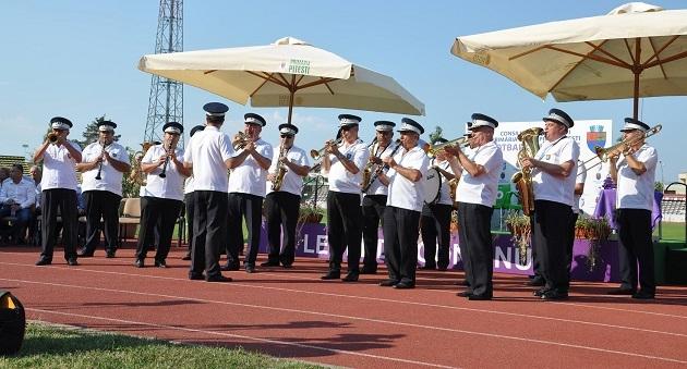 Azi începe în Argeş Festivalul de Fanfare şi Majorete