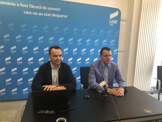 Ionuţ Moşteanu, posibil candidat la Primăria Piteşti!