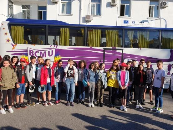 Copii din Piteşti, în tabără în Serbia