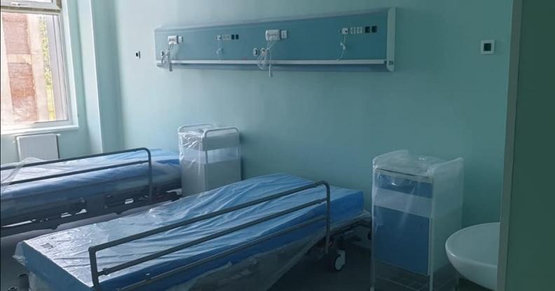 Dotări pentru noul spital din Mioveni