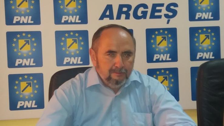 Bica îi critică pe deputaţii puterii din Argeş