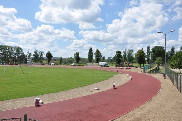 Anunţ important privind pista de încălzire de la stadionul Nicolae Dobrin