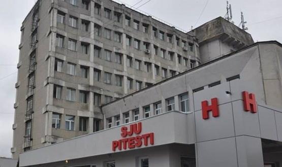 Intervenție de succes la Spitalul Județean de Urgență Pitești