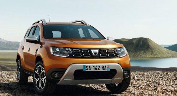 Dacia Logan şi Dacia Duster, cele mai vândute modele de maşini din România
