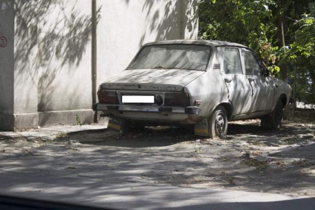 Peste 160 de maşini abandonate în Piteşti